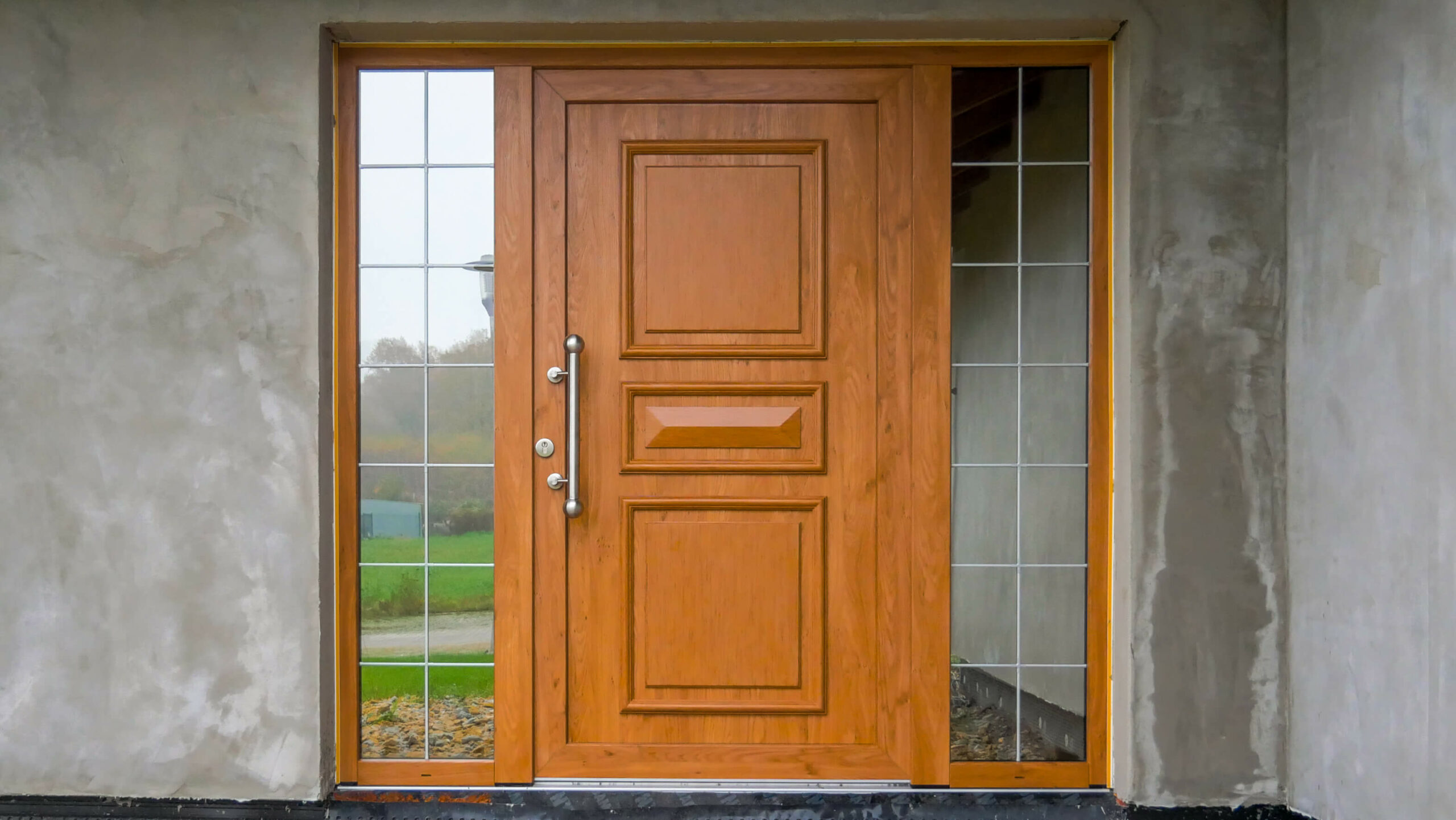 drzwi do domu molitor 4